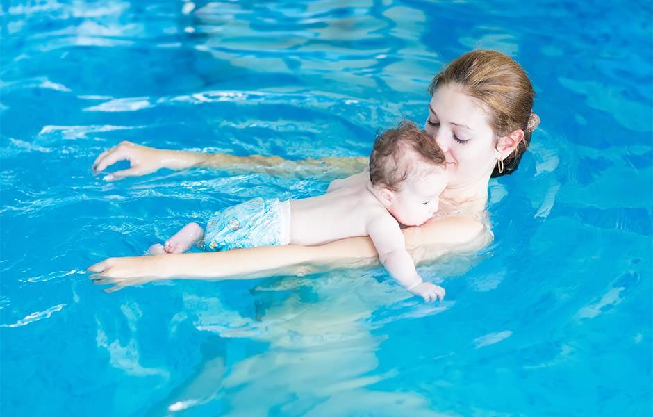 Acquaticità neonatale presso Sphaera Palestra