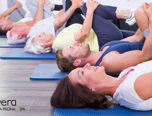 Benefici della ginnastica posturale
