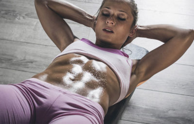 abs workout presso Sphaeraclub Zandobbio