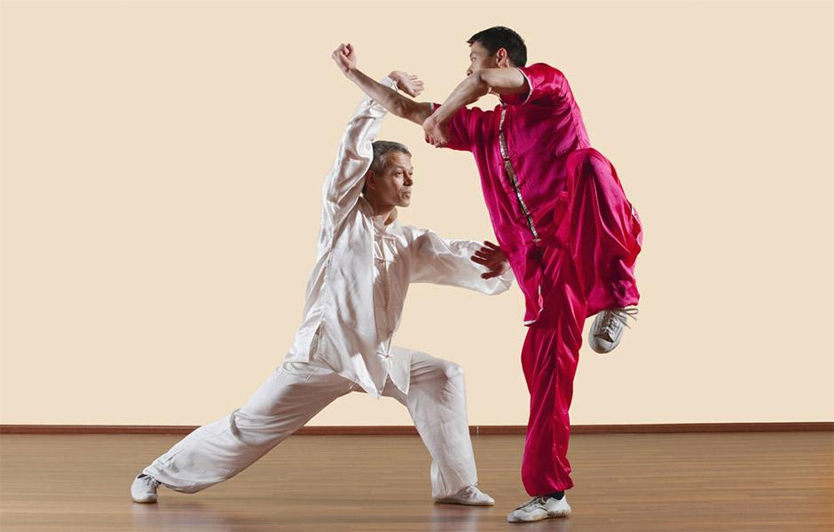 Kung Fu presso Sphaera palestra