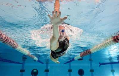 Nuoto libero presso Palestra Sphaera