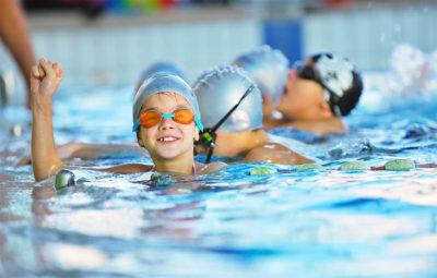 Corso nuoto baby 3/5 anni