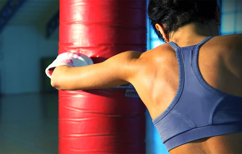 Boxe Training presso Sphaeraclub Zandobbio