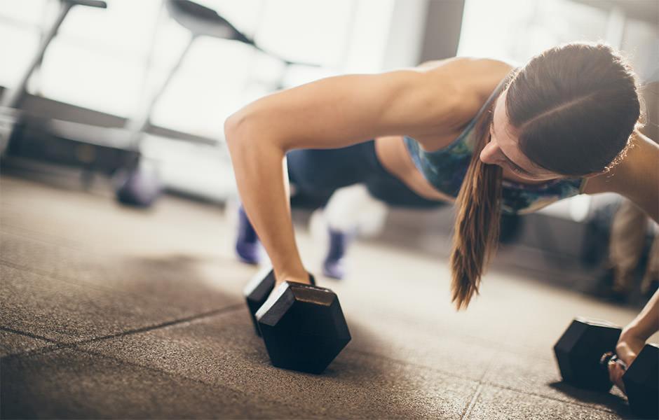 Weight Training presso Sphaera