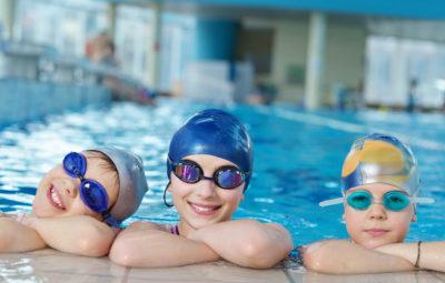 nuoto bambini 3-5 anni presso Sphaeraclub Zandobbio