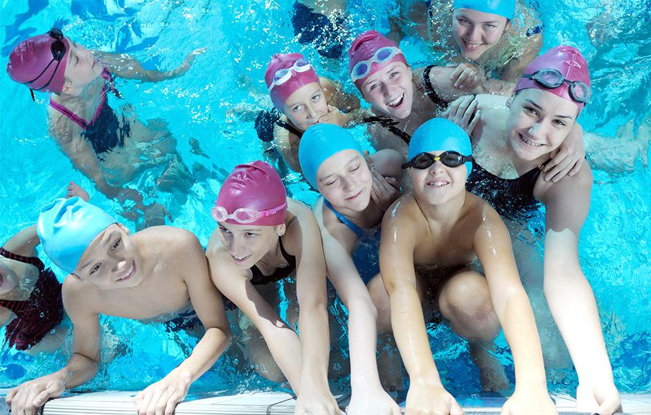 Corso Nuoto Ragazzi presso Sphaeraclub Zandobbio