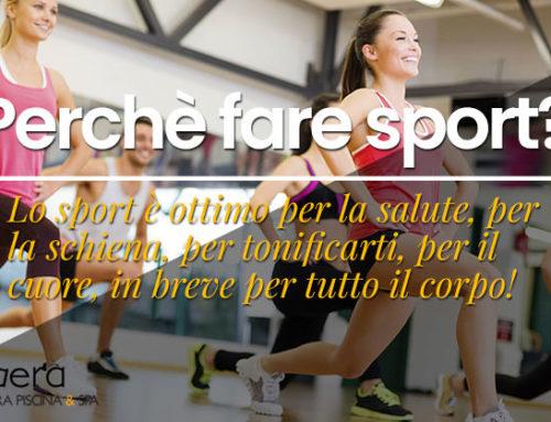 Perchè fare sport