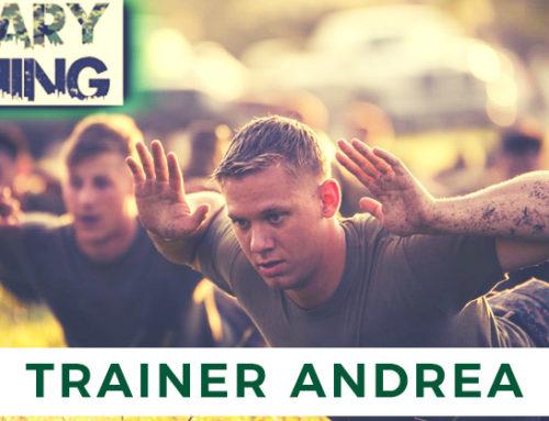 Ogni giovedi corso di Military Training