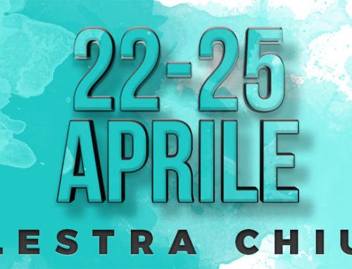 Pasquetta e 25 aprile 2019
