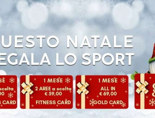 Regala lo sport a Natale