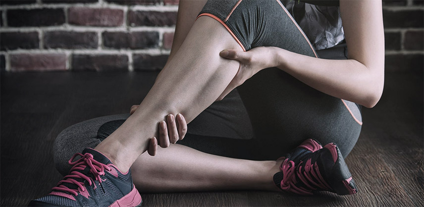 I crampi muscolari: come evitarli e come curarli