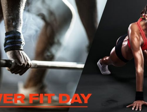 Power Fit Day