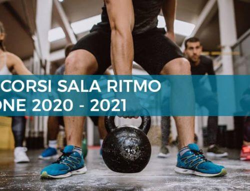 Orari corsi ritmo 2020-2021